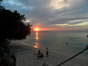 Sunrise at Koh Samet, Thailand