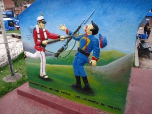 mural bolivia